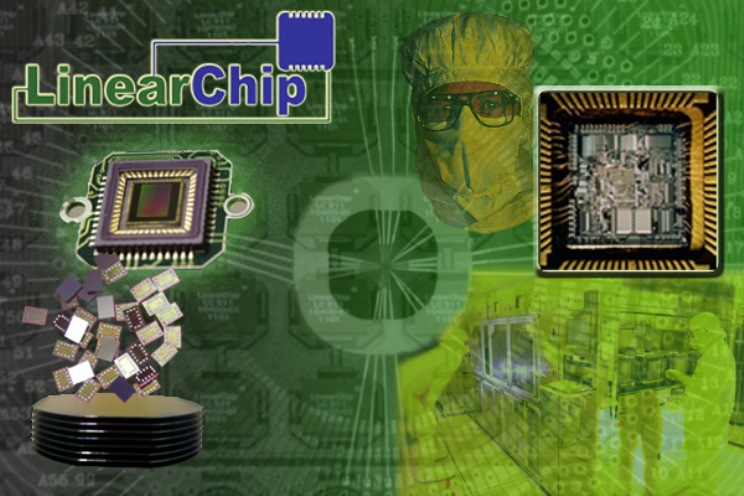 Linear Chip - ASIC, Analog, Mixed Signal, Integrated Circuits, System On A Chip, ASICFlex